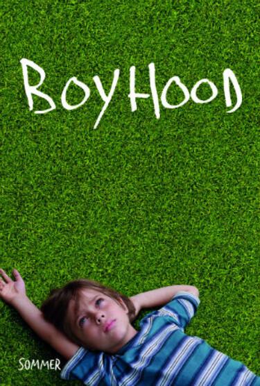 """Filmplakat zu """"Boyhood"""""""