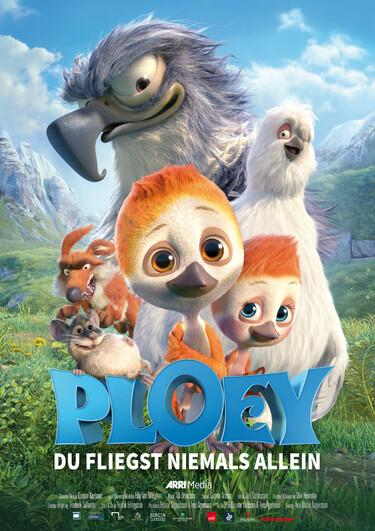 Filmplakat Ploey - Du fliegst niemals allein