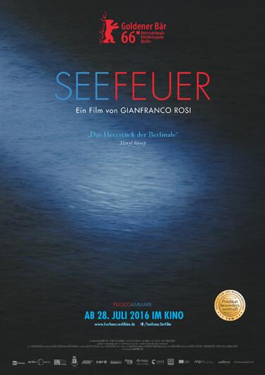 Filmplakat Seefeuer
