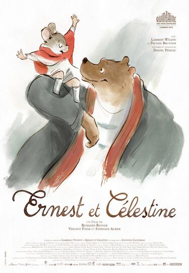 Plakat zu Ernest und Célestine