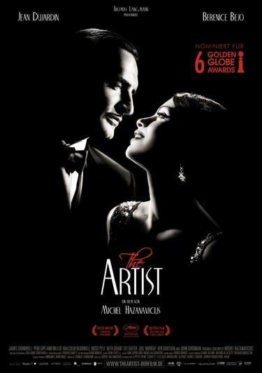 Filmplakat The Artist