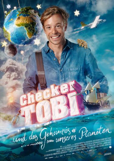 Filmplakat Checker Tobi und das Geheimnis unseres Planeten