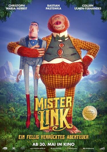 Filmplakat Mister Link