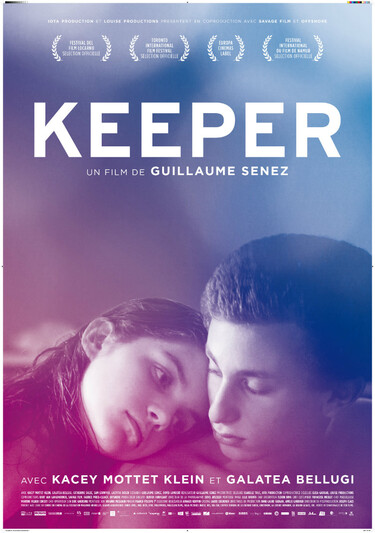 Filmplakat Keeper