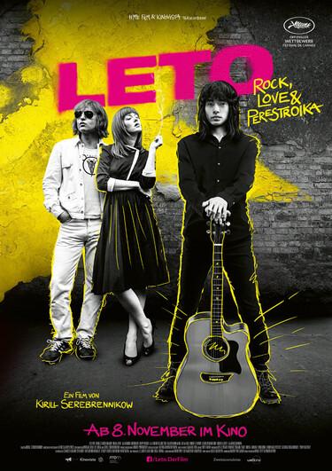Filmplakat Leto