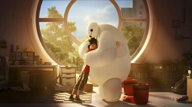 Baymax - Riesiges Robowabohu, The Walt Disney Company (Germany) GmbH