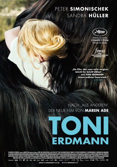 Filmplakat Toni Erdmann