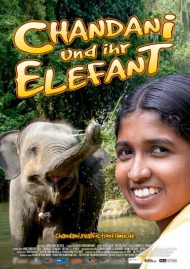 """Filmplakat zu """"Chandani und ihr Elefant"""""""