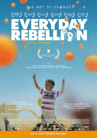 "Filmplakat zu ""Everyday Rebellion"""