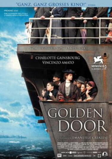 Filmplakat Golden Door