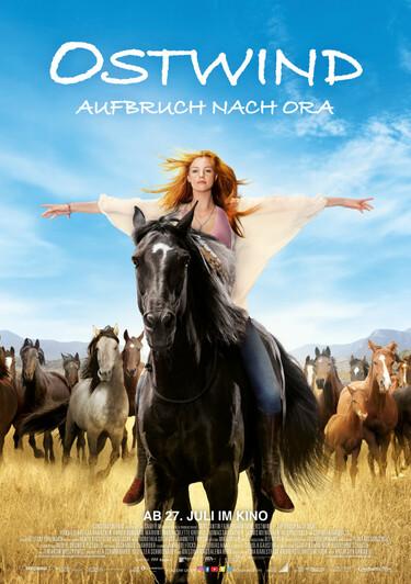 Filmplakat Ostwind - Aufbruch nach Ora