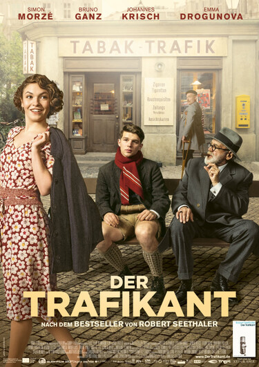 Filmplakat Der Trafikant