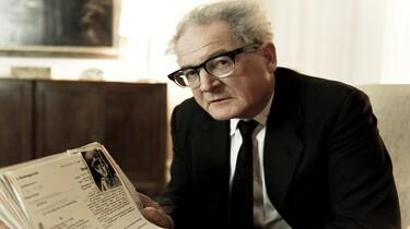 Szenenbild: Burkhard Klaußner als Fritz Bauer