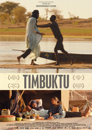 Filmplakat Timbuktu