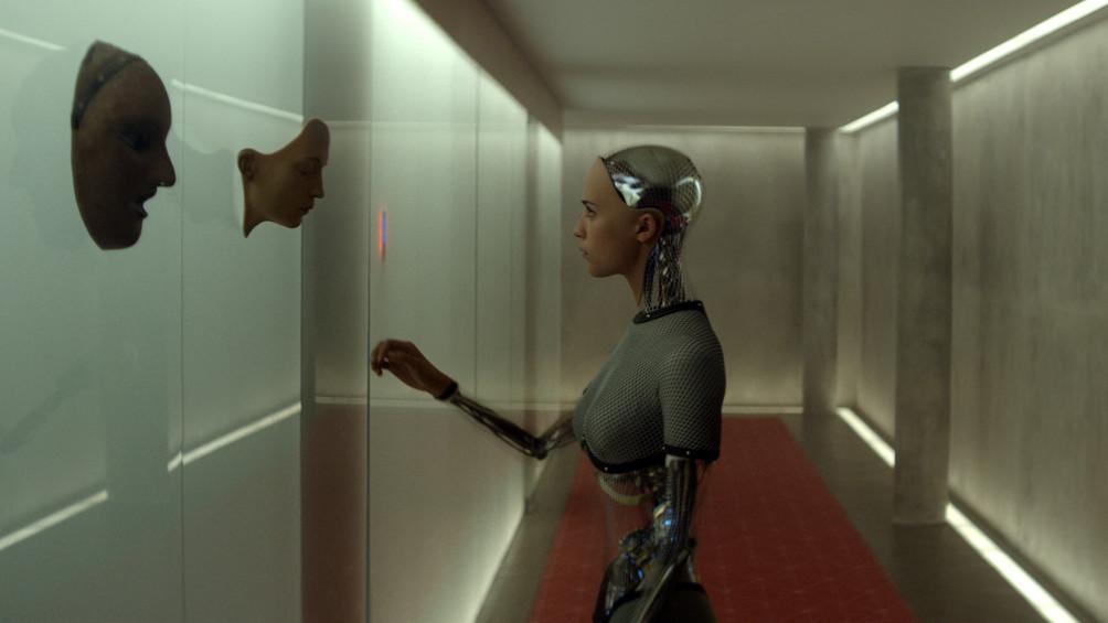 Link zu den Materialien vom Wissenschaftsjahr zu dem Film EX MACHINA