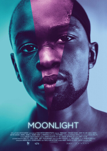 Filmplakat Moonlight
