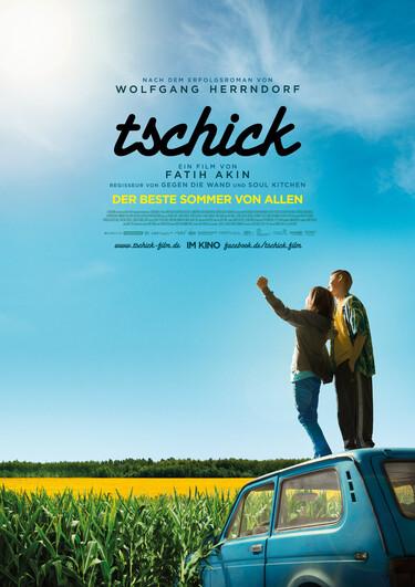 Filmplakat Tschick