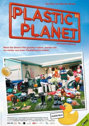 "Filmplakat zu ""Plastic Planet"""