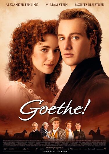 "Filmplakat zu ""Goethe!"""