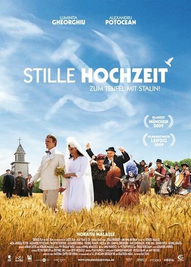 """Filmplakat zu """"Stille Hochzeit - Zum Teufel mit Stalin"""""""