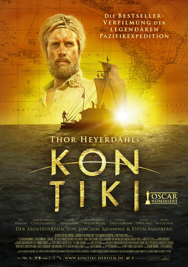 FilmPlakat Kon-Tiki