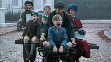Link zum FilmTipp Mary Poppins Rückkehr, Walt Disney Studios Motion Pictures Germany 2018