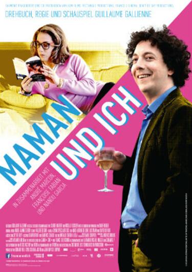 """Filmplakat zu """"Maman und Ich"""""""