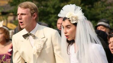 Szenenbild: Das Brautpaar