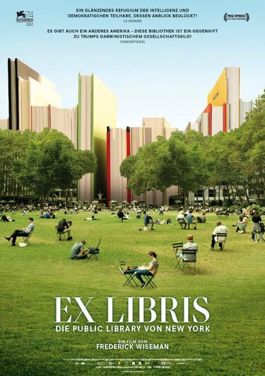 Filmplakat Ex Libris