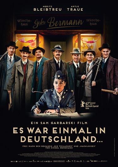 Filmplakat Es war einmal in Deutschland