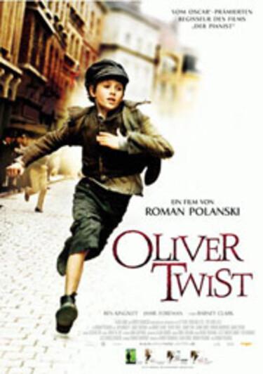 Filmplakat Oliver Twist