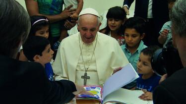 Link zum FilmTipp Papst Franziskus - Ein Mann seines Wortes