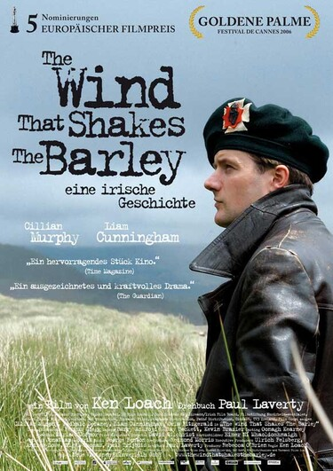 Filmplakat The Wind that shakes the Barley