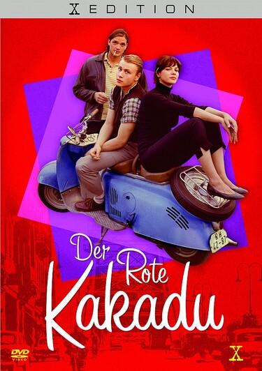 Filmplakat Der rote Kakadu