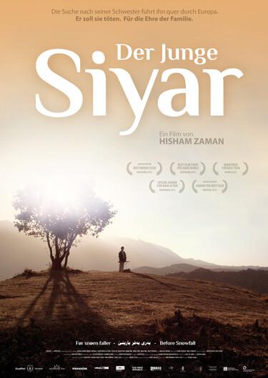 """Filmplakat zu """"Der Junge Siyar"""""""