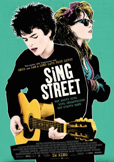 Filmplakat Singstreet