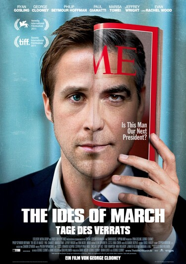 Filmplakat The Ides of March - Tage des Verrats