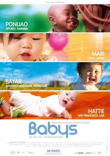 """Filmplakat zu """"Babys"""""""