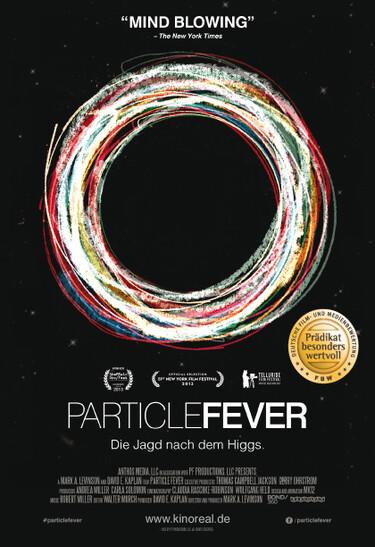 Plakat zu Particle Fever
