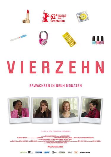 """Filmplakat zu """"Vierzehn"""""""