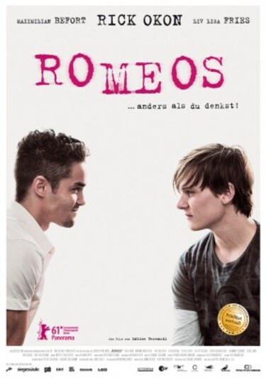 Filmplakat Romeos
