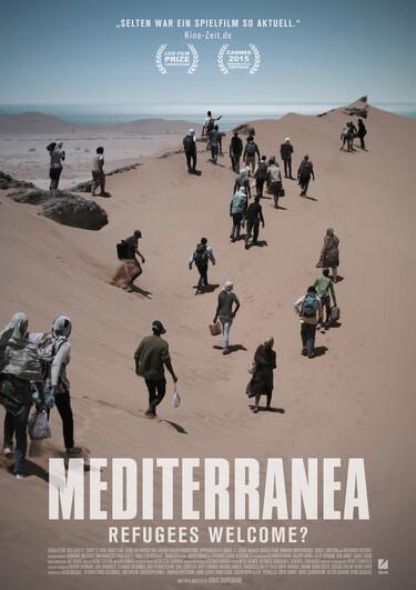 "Filmplakat zu ""Mediterranea"""