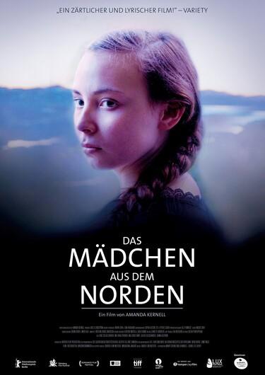 Filmplakat Das Mädchen aus dem Norden