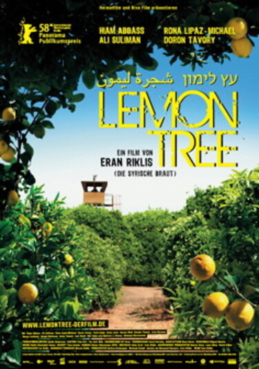 "Filmplakat zu ""Lemon Tree"""