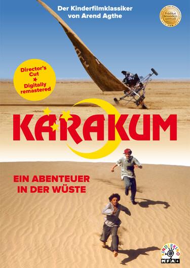 Filmplakat Karakum - Ein Abenteuer in der Wüste