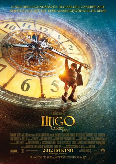 Filmplakat Hugo Cabret