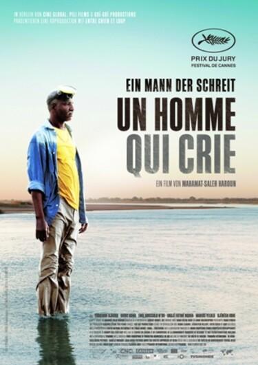 "Filmplakat zu ""Un Homme Qui Crie"""