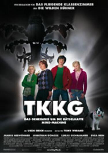 Filmplakat zu TKKG - Das Geheimnis um die rätselhafte Mind-Machine