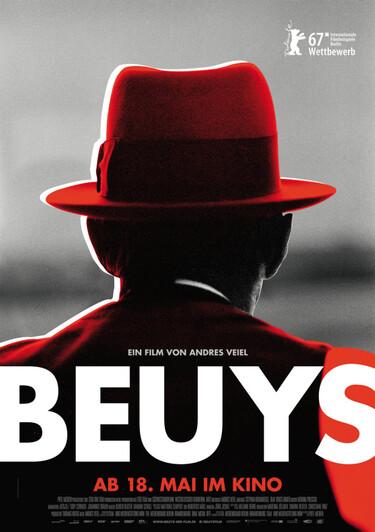 Filmplakat Beuys