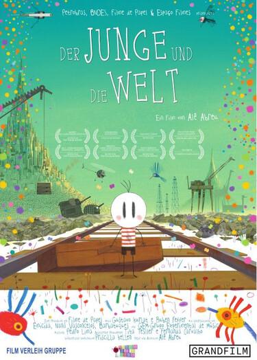 Filmplakat zu Der Junge und die Welt